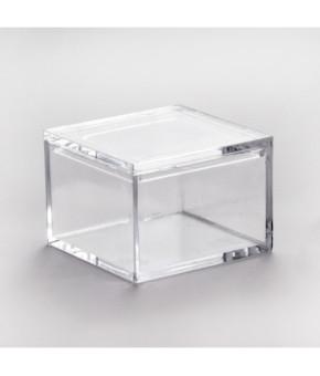 Κουτί Πλεξιγκλας 6.5Χ6.5Χ4.5