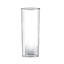 Πλαστικό ποτήρι μίας χρήσης 30cl διαφανές