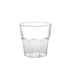 Πλαστικό ποτήρι μίας χρήσης 12cl διαφανές