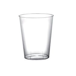 Πλαστικό ποτήρι μίας χρήσης 23cl διαφανές