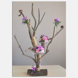 Ξύλινο Δέντρο 1m