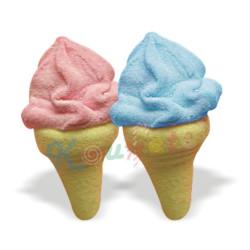 Marshmallow Παγωτό Χωνάκι 3D