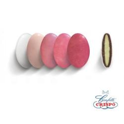 Κουφέτα (Διπλή Σοκολάτα) Selection Ροζ 1kg