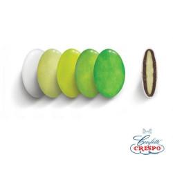 Κουφέτα (Διπλή Σοκολάτα) Selection Πράσινο 1kg