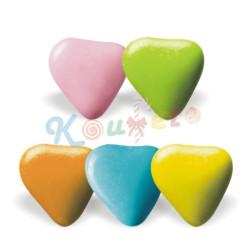 Καρδιά Maxi Πολύχρωμη