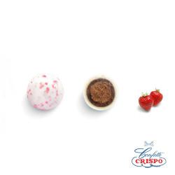 Κουφέτο με Δημητριακά και Σοκολάτα Splash Pink 900gr